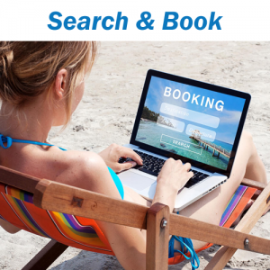 Search and Book Cruises